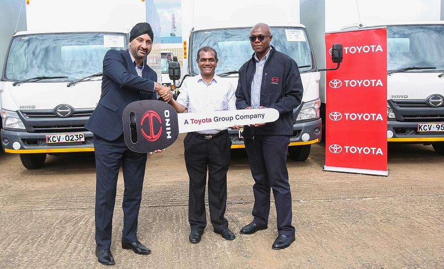 Hino trucks in Kenya www.businesstoday.co.ke