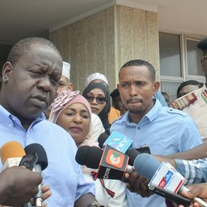 Matiangi launches War against drugs www.businesstoday.co.ke