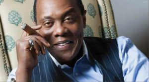 Veteran TV journalist Jeff Koinange. She was sacked by CNN after Nigeria claimed he stage-managed a story on www.businesstoday.co.ke