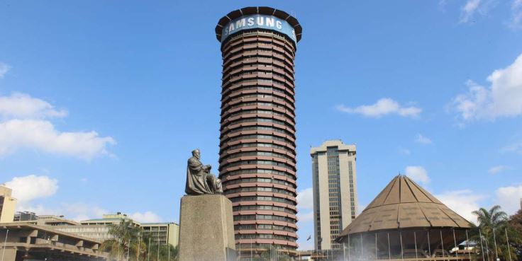 The KICC towers businesstoday.co.ke