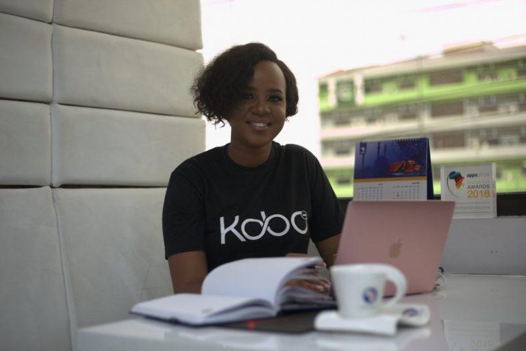 Kagure Wamunyu - Kobo360 CEO Africa Region www.businesstoday.co.ke