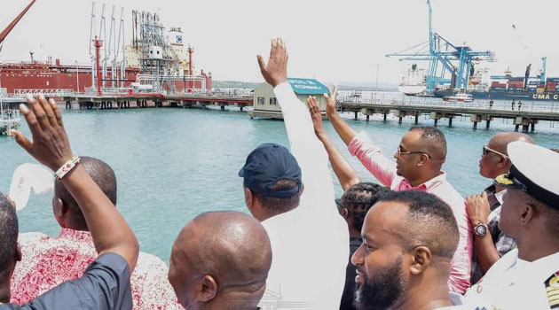 Kenya first oil exports www.businesstoday.co.ke