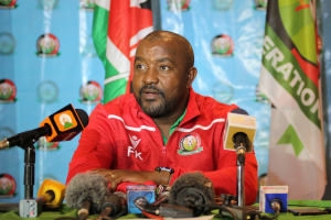 Francis Kimanzi was recently naed the new Harambee Stars coach after Sebastien Migne was fired by the federation. His first assignment is on 8th September 2019. www.businesstoday.co.ke