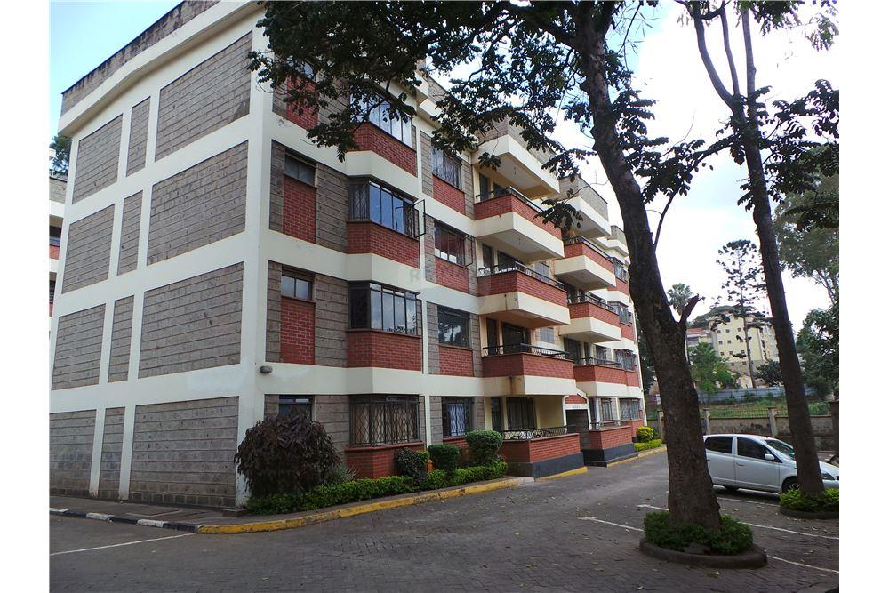 Apartment buildings in Lavington, where rent can go from Ksh85,000 www.businesstoday.co.ke