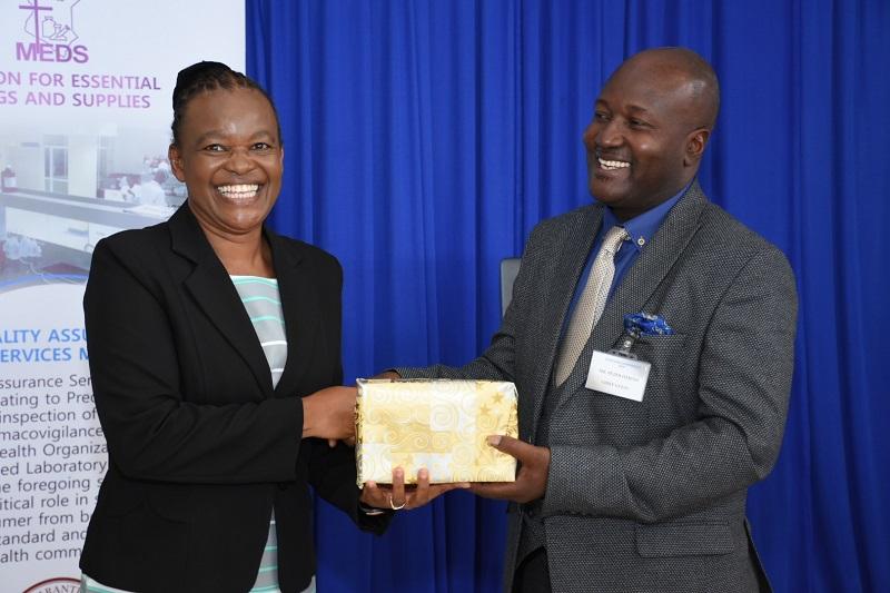 MEDS Managing Director Dr Jane Masiga www.businesstoday.co.ke