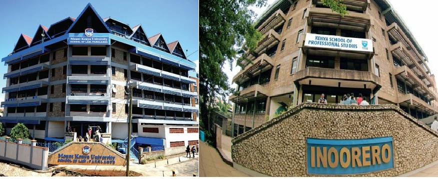 Mt Kenya University
