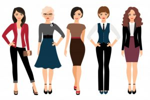 Illustrations of career women www.businesstoday.co.ke