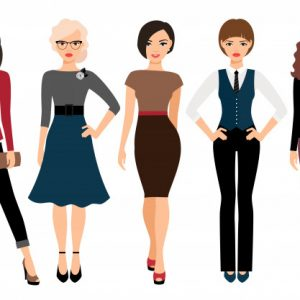 Illustrations of career women www.businesstoday.co.ke