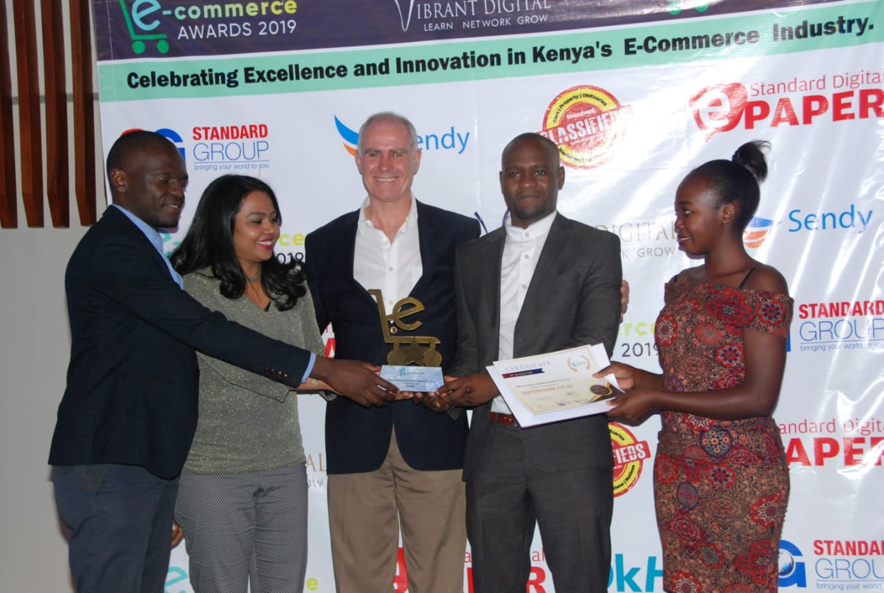 Masoko, Superfoam excel at E-Commerce awards - Business Today Kenya