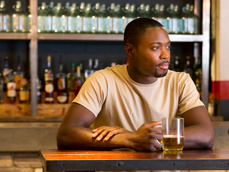 A man drinking alcohol www.businesstoday.co.ke