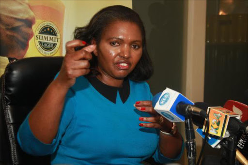 Tabitha Karanja, Founder and CEO of Keroche Breweries. DPP Noordin Haji has ordered for her arrest alongside her husband for tax fraud. She has however rubbished the allegations. www.businesstoday.co.ke