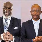 Bishop T.D. Jakes Strive Masiyiwa www.businesstoday.co.ke