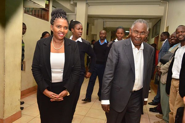 Keroche Breweries owners Tabitha Karanja and Joseph Karanja www.businesstoday.co.ke