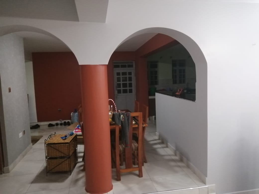 Red can be used in focal points such as a feature walls in the living room without getting weird stares from guests. www.businesstoday.co.ke
