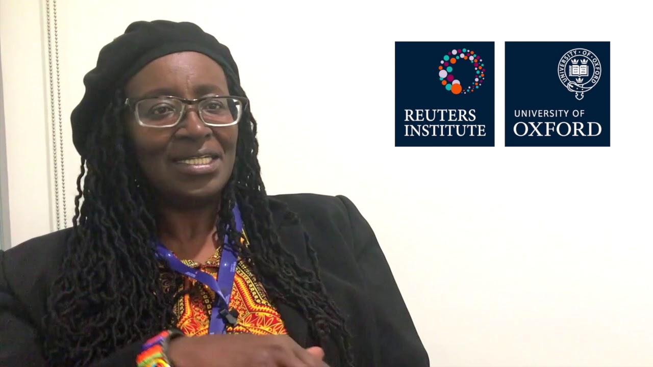 Veteran journalist Catherine Gicheru. She has joined the Reuters Institute Advisory Board. www.businesstoday.co.ke