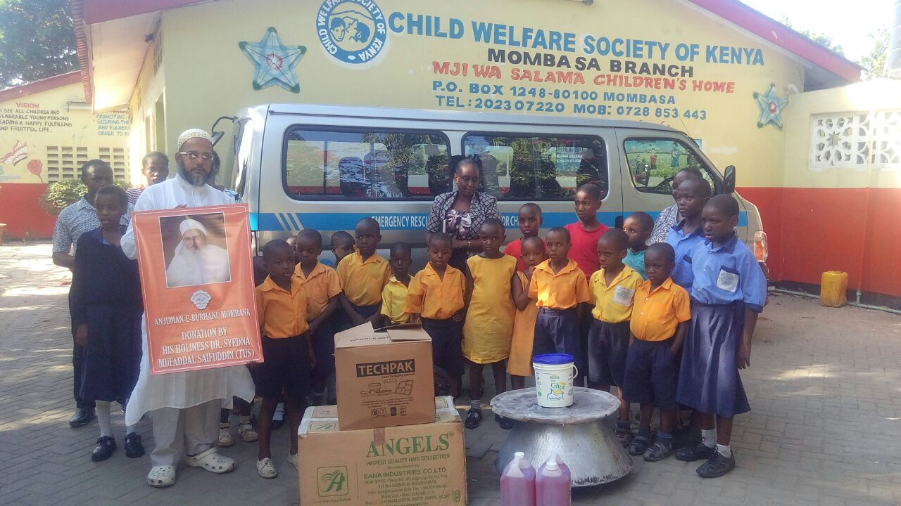 Children at Child Welfare Society of Kenya Mombasa home. Though NTV did not run the piece, the news anchors explained to viewers why it could not run the story, which in the eyes of the Society amounted to contempt. www.businesstoday.co.ke