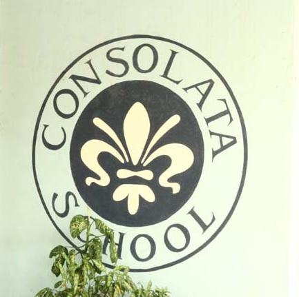 The logo of Consolata School www.businesstoday.co.ke