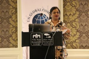 Ms Banu Khan, UN Women - Programme Analyst, Women Economic Empowerment www.businesstoday.co.ke