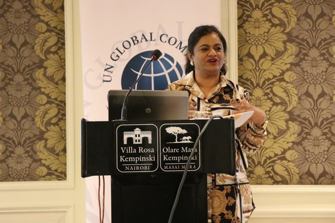 Ms Banu Khan, UN Women - Programme Analyst, Women Economic Empowerment www.businesstoday.co.ke