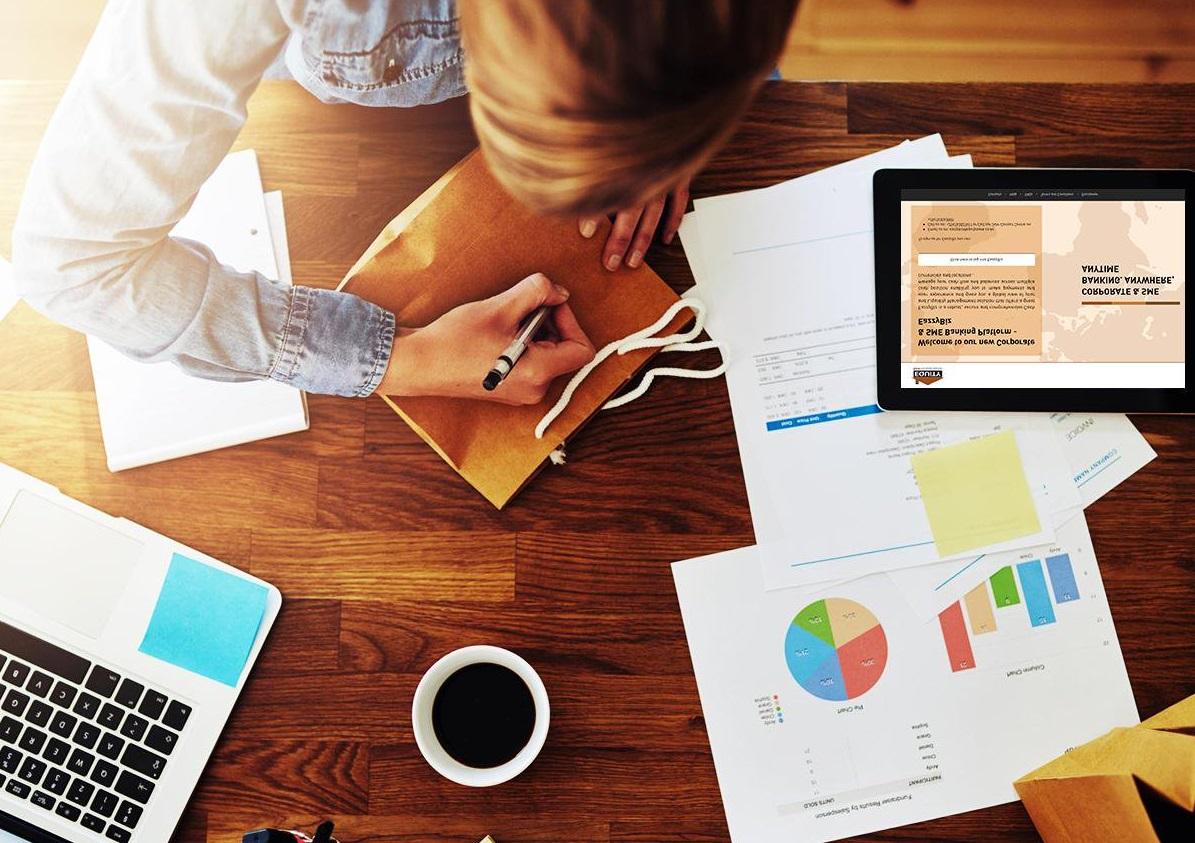 Equity Bank EazzyBiz platform www.businesstoday.co.ke
