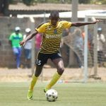 Wazito FC Captain Dennis Gicheru playing in the NSL at camp Toyoyo. He has been appointed club CEO. www.businesstoday.co.ke