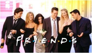 Fun easter eggs appear when you Google the names of the characters of the TV show, Friends. www.businesstoday.co.ke