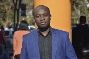 Kevin Rakama the founder Corido Marketplace www.businesstoday.co.ke