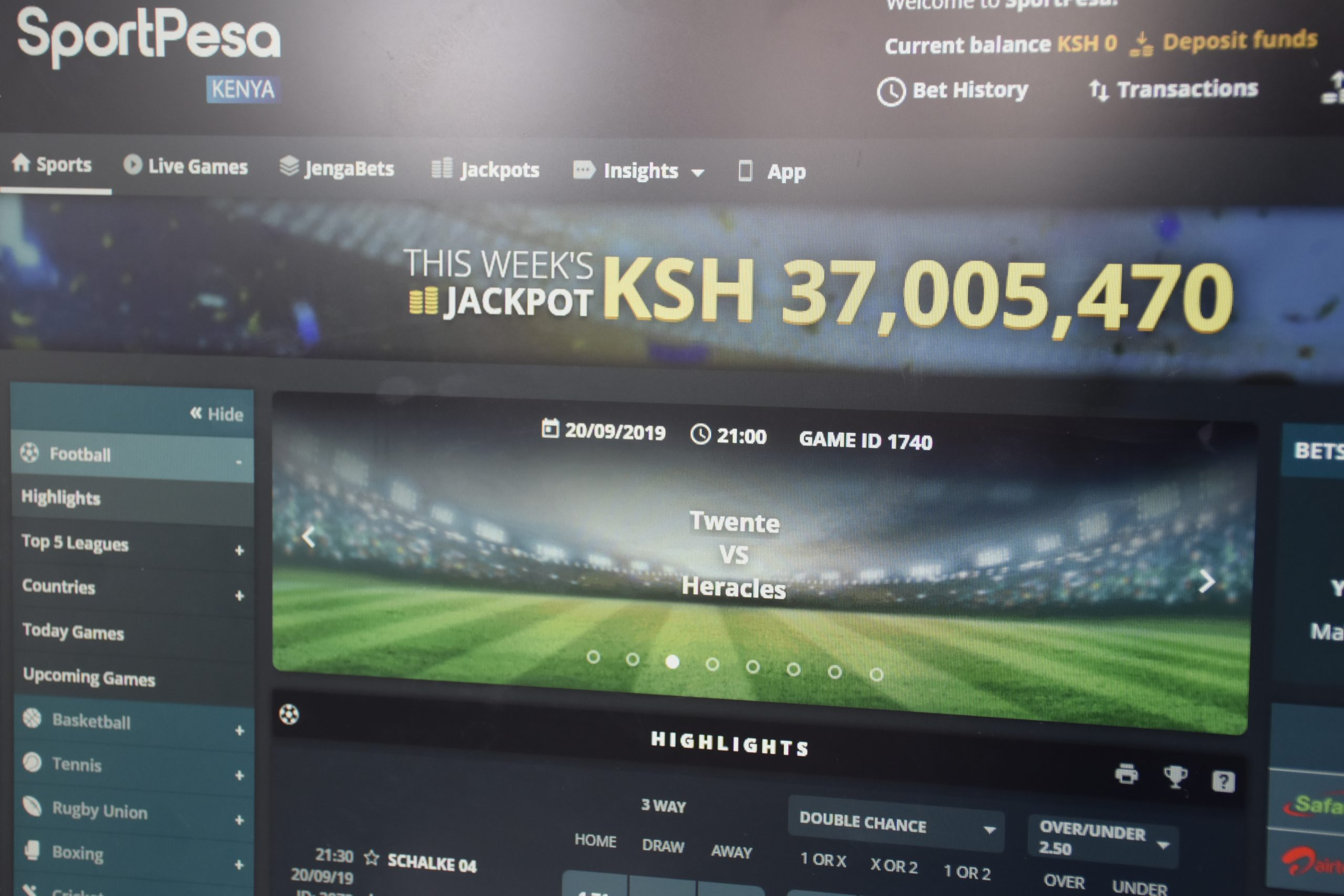 SportPesa was forced to close shop in Kenya after failing to renew its license with the Betting Control and Licensing Board (BCLB). www.businesstoday.co.ke