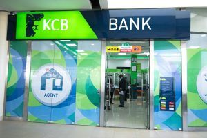 A KCB outlet. The bank has partnered with Japan's biggest bank SMBC to expand their financial offerings provided to clients in both East Africa and Japan www.businesstoday.co.ke