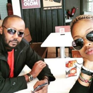 Radio presenters Andrew Kibe and Kamene Goro. The two were initially barred from going on air as the non-compete clause in their NRG contracts barred them from joining any rival media station in the country within three months of termination of their agreement www.businesstoday.co.ke