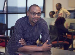 Ken Njoroge CEO of Cellulant
