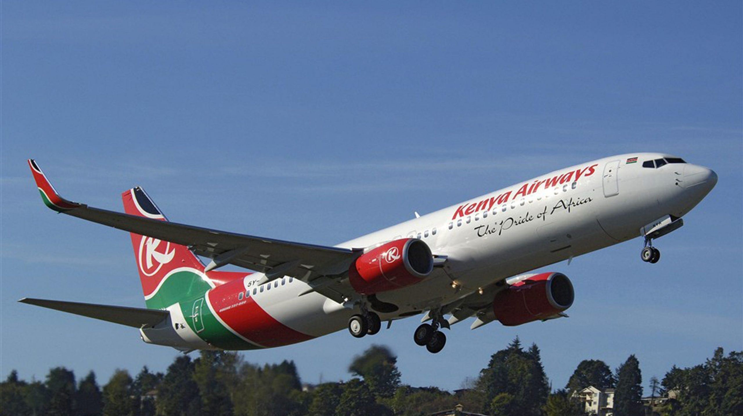 A Kenya Airways jet. Dan Okwiri, who was the Cargo Capacity Revenue Manager, details how the west African route is the most affected since customers usually carry or sent items such as mobile phones and hard cash. www.businesstoday.co.ke