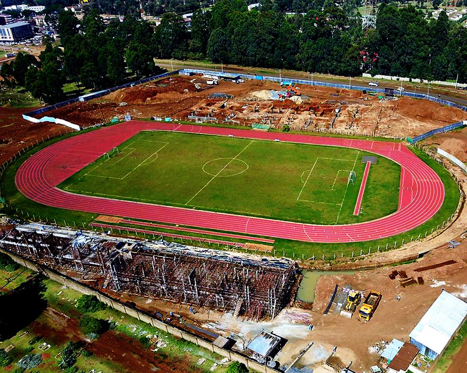 The Kipchoge Keino stadium in 2017. The stadium was to be renovated by 2018. No work has been done on it. www.businesstoday.co.ke