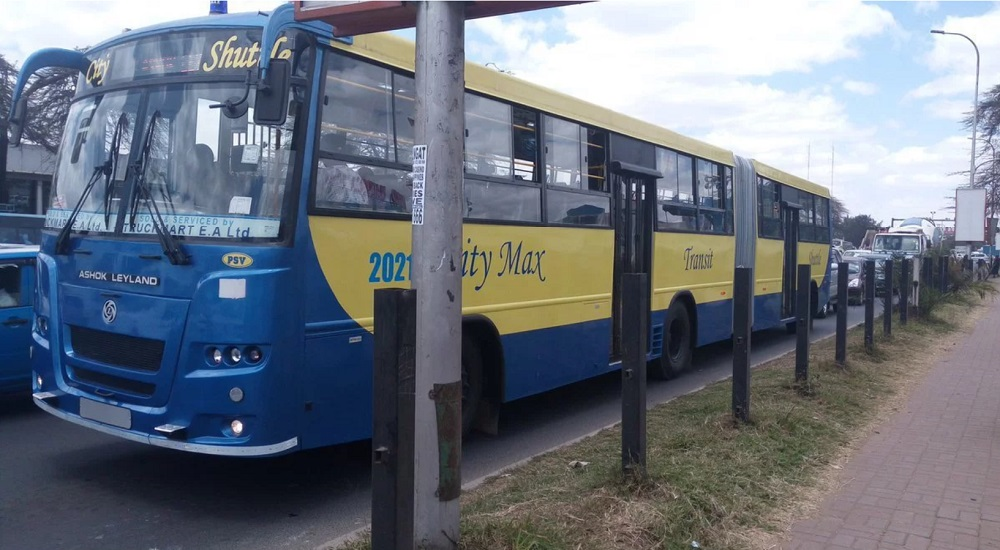 A high capacity bus. While Kenya does not fall under the LDCs category, it has failed to create an environment for such sectors to be run efficiently. www.businesstoday.co.ke