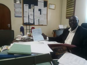 MAVWASCO MANAGING DIRECTOR MICHAEL MANG'ELI www.businesstoday.co.ke