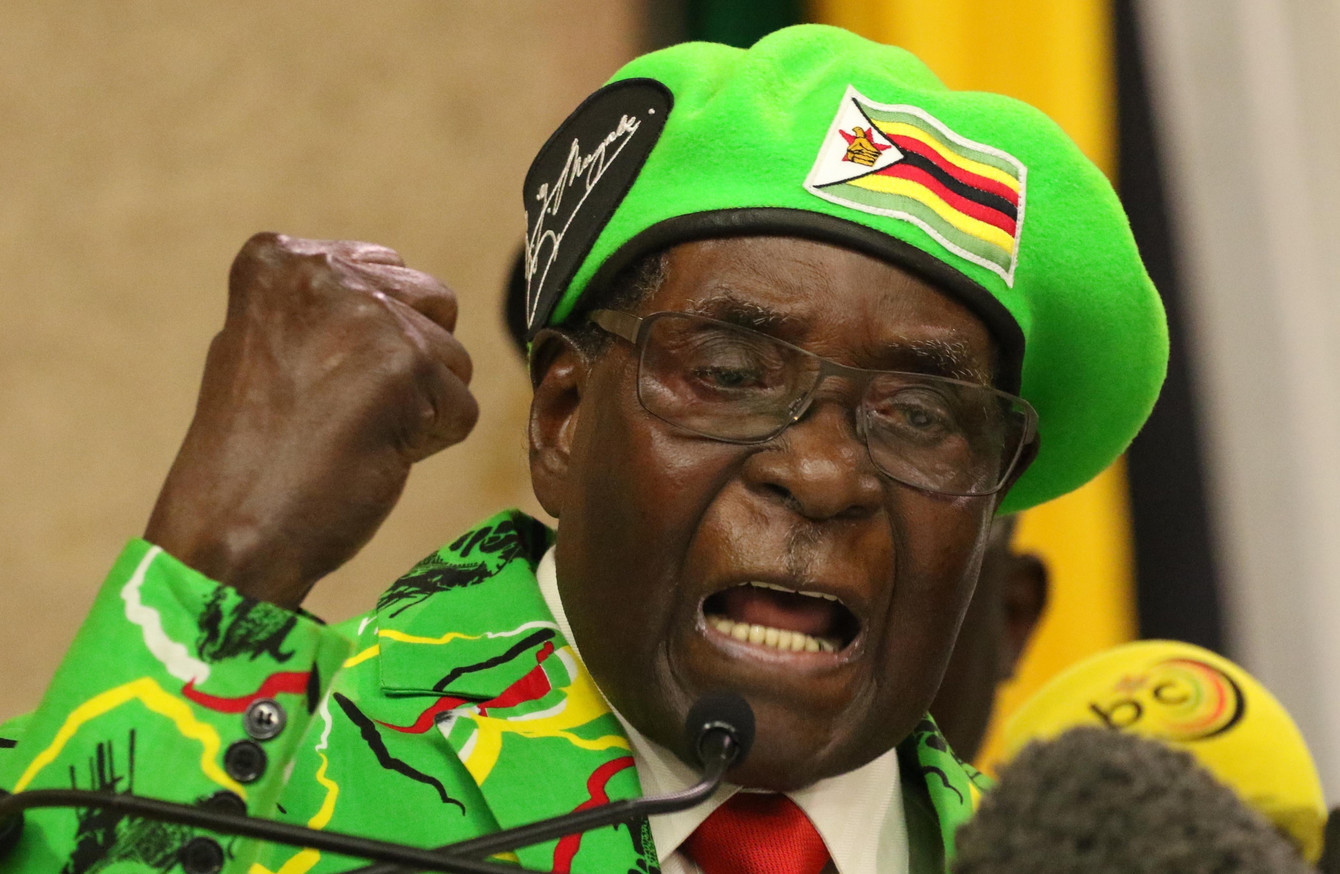 The late Robert Mugabe had been receiving treatment in a hospital in Singapore since April. www.businesstoday.co.ke