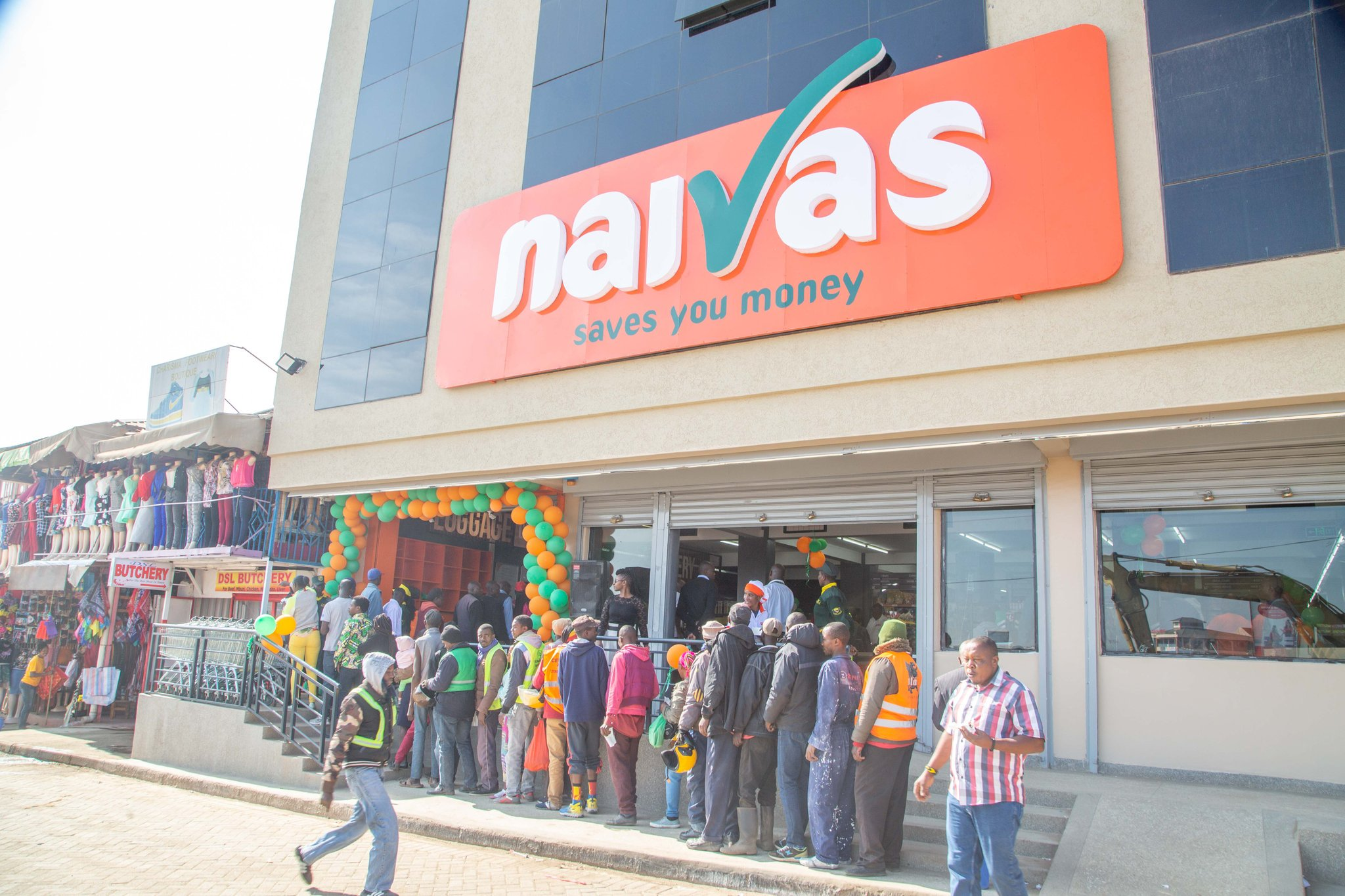 Naivas Supermarkets has opened a branch in Ngong Town, clocking 55 stores in Kenya. www.businesstoday.co.ke