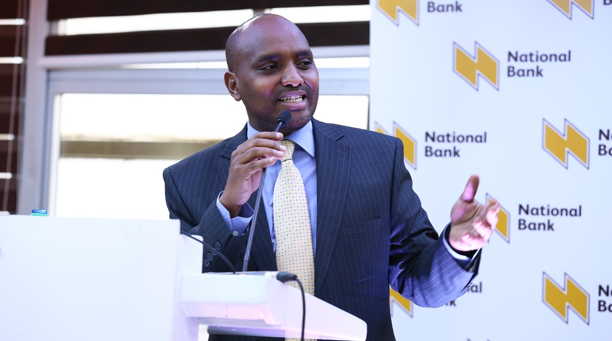 New NBK Managing Director Paul Russo www.businesstoday.co.ke