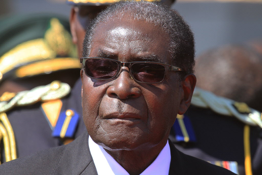 Robert Mugabe, who died at 95, eulogised by President Uhuru Kenyatta who eulogises the departed Zimbabwean leader and directs that national flag be flown at half mast for three days. www.businesstoday.co.ke]