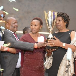 Safaricom FKE Employer of the Year Award www.businesstoday.co.ke