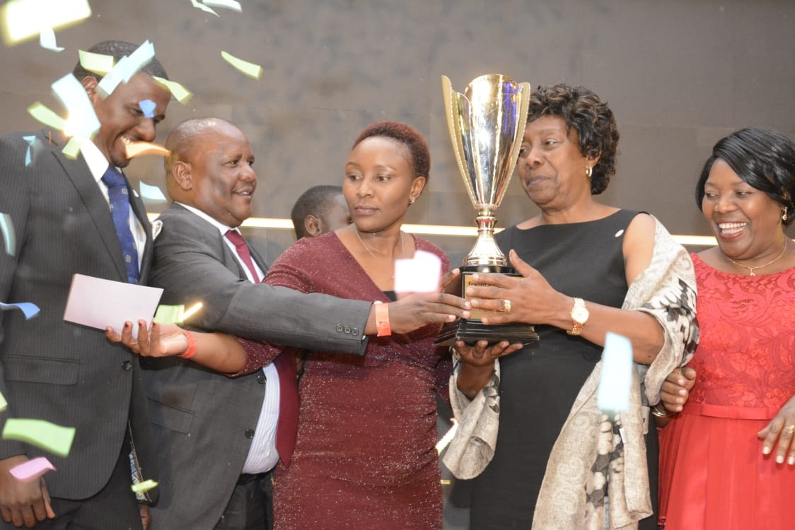Safaricom FKE Employer of the Year Award www.businesstoday.co.ke