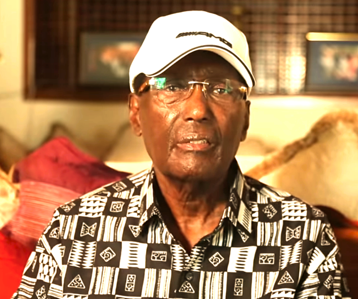 Tycoon Chris Kirubi after successfully battling colon cancer www.businesstoday.co.ke]