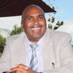 Simon Gicharu REREC chairman