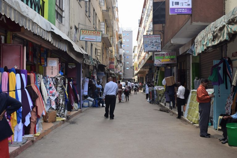 Small retailers in Nairobi www.businesstoday.co.ke