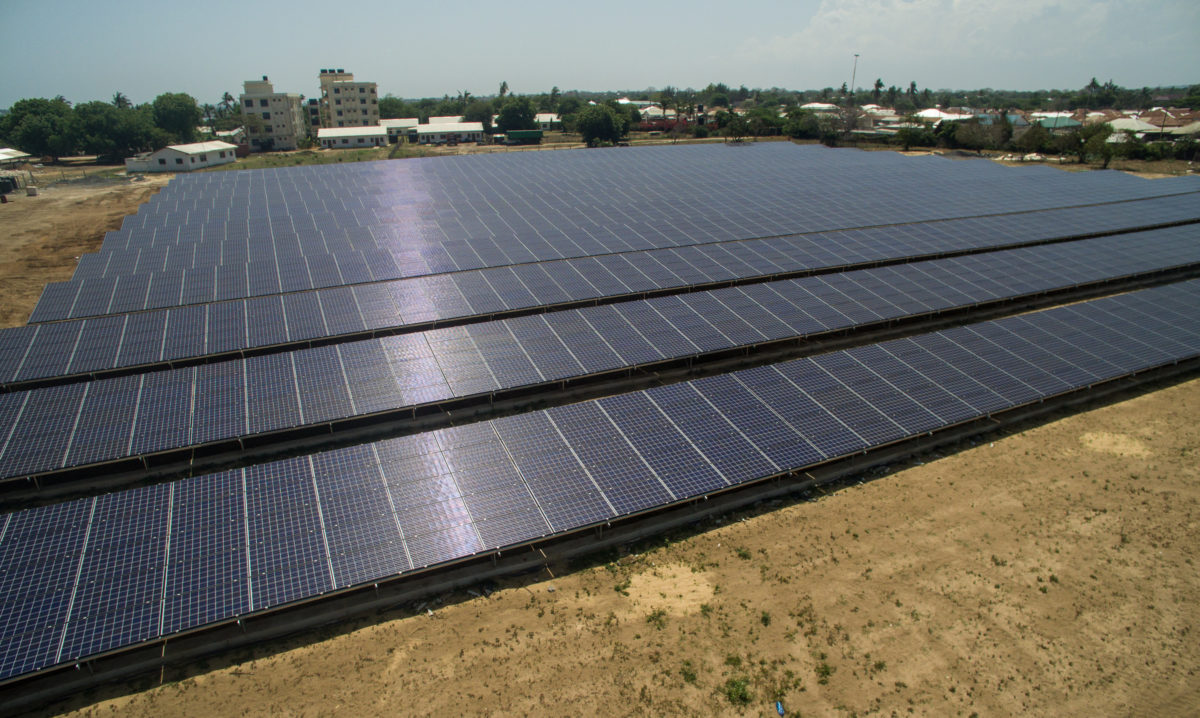 Successful completion of non-recourse project financing for the two solar projects in Eldoret, commercial lending that based on project proceeds, demonstrates the strong investment potential for future development of renewable energy by the private sector in East Africa. www.businesstoday.co.ke