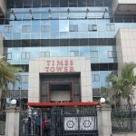 Times Tower, the KRA headquarters in Nairobi.