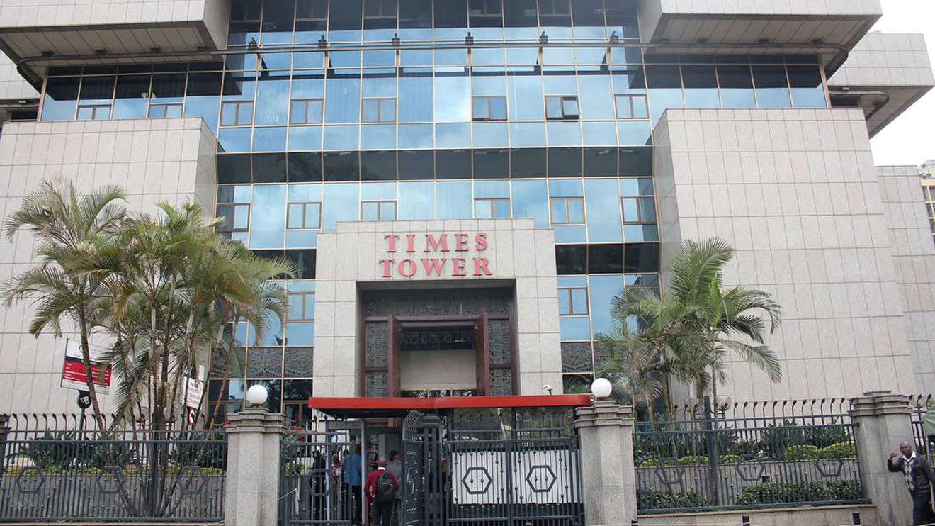 Times Tower, the KRA headquarters in Nairobi. The taxman's position on the case which was successfully argued was that Diplomatic Duty Free incurred import duty taxes which were demanded on 5th August 2013 and reminders sent on 25th September 2013 which went unacted upon. www.businesstoday.co.ke