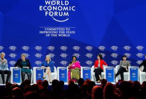 The World Economic Forum in Davos, Switzerland. Kenyacould make a strong bid to be one of the hosts of the Africa version of the event www.businesstoday.co.ke
