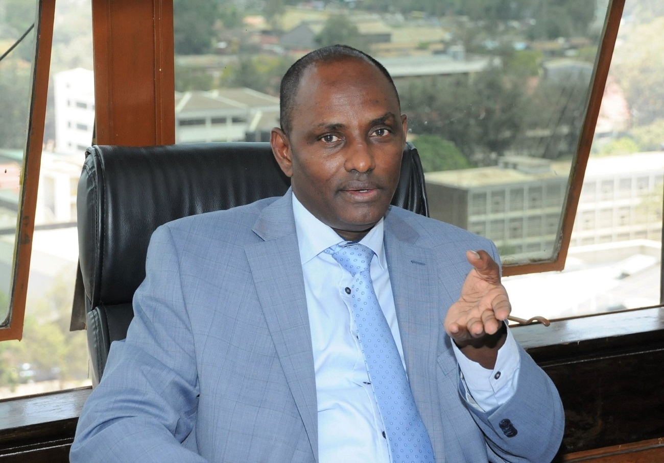 Acting National Treasury Cabinet Secretary Ukur Yattani. Treasury says the underperformance in both revenue collection and expenditure in the FY 2018/19 has implications on the financial objectives outlined in the 2019 Budget Policy Statement and the 2019/20 Budget. www.businesstoday.co.ke