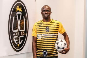 Wazito unveil their 20th signing, David Otieno, in the recently close transfer window. Otieno was playing for Ushuru before joining the moneybags. www.businesstoday.co.ke